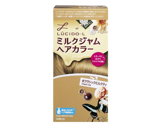 LUCIDO-L (ルシードエル) ミルクジャムヘアカラー クラシックミルクティ