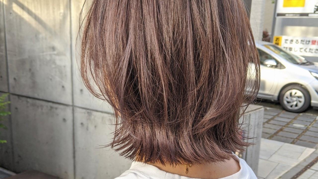 2020春夏トレンドカラー特集|名前もかわいい髪色で気分が上がる♪