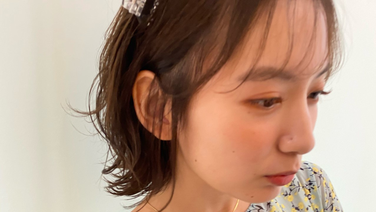 うぶ毛バングって何?特徴と魅力、似合わせやすいヘアスタイル例を紹介!