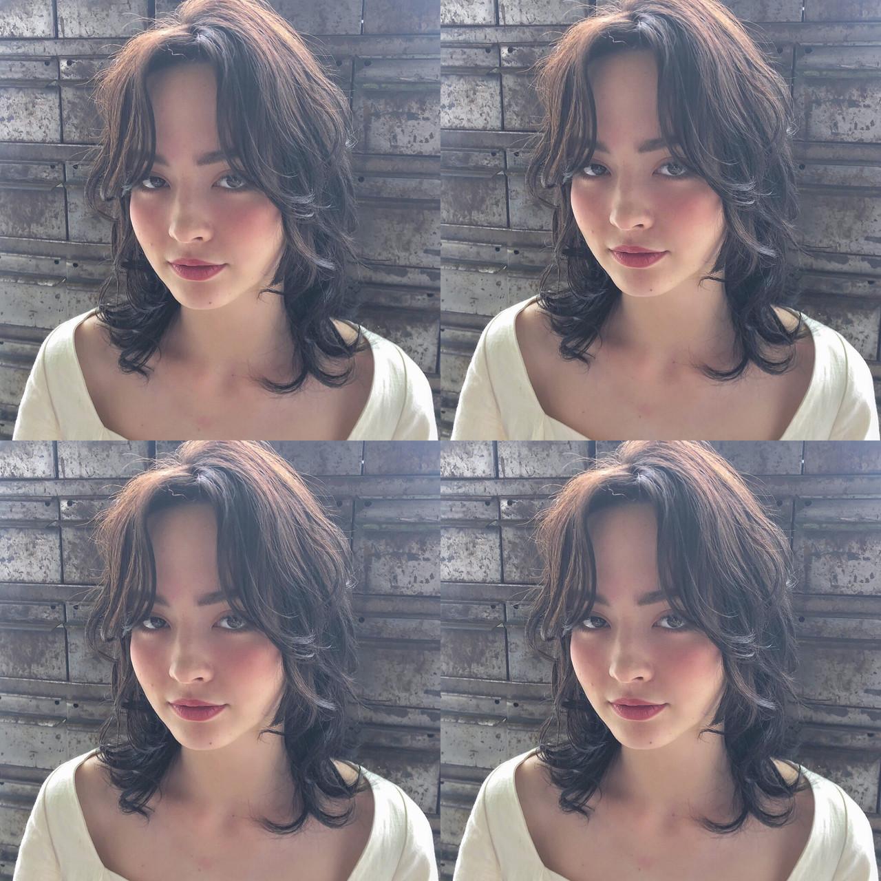 ヘアアレンジ 韓国 ナチュラル 簡単ヘアアレンジ ヘアスタイルや髪型の写真・画像