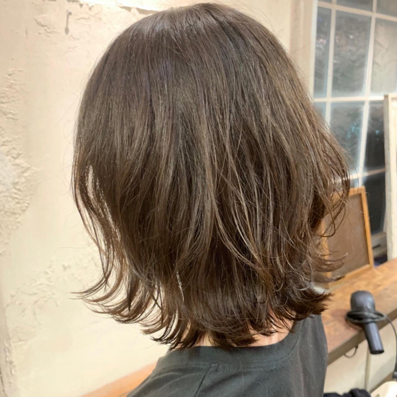 パーマ デジタルパーマ パーマ ボブ ヘアスタイルや髪型の写真・画像