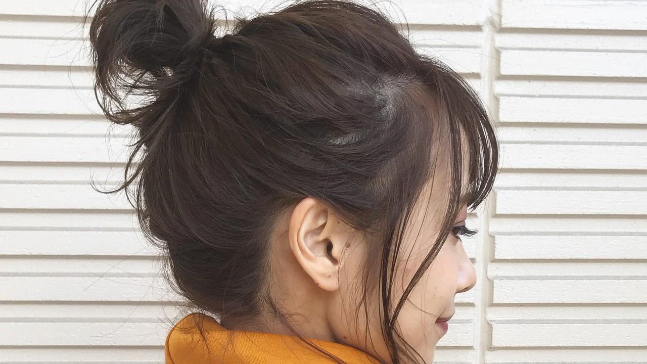 簡単時短!夏におすすめの涼しげヘアアレンジ♪長さ別にご提案!