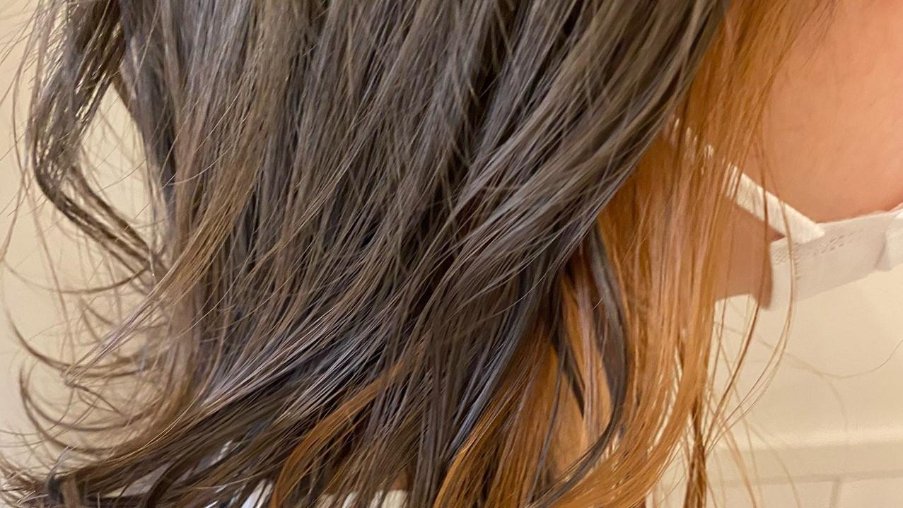 後れ毛のインナーカラーおすすめの髪色はこれ!明るめ&暗めに分けて紹介