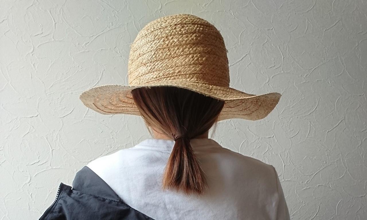 帽子と合わせてもっと可愛い!夏のまとめ髪おすすめアレンジ