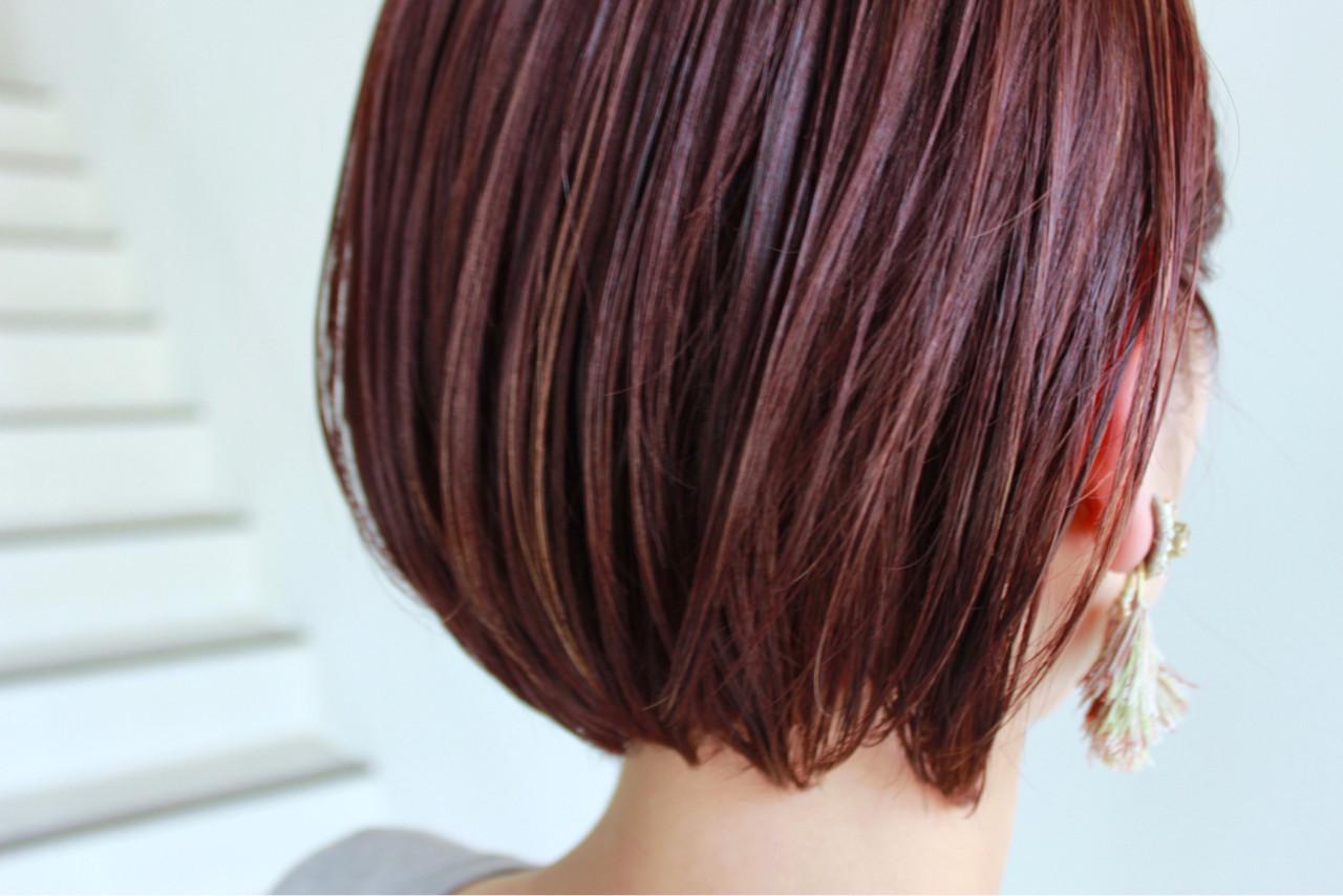 透明感 イルミナカラー キュート フェミニン ヘアスタイルや髪型の写真・画像[エリア]