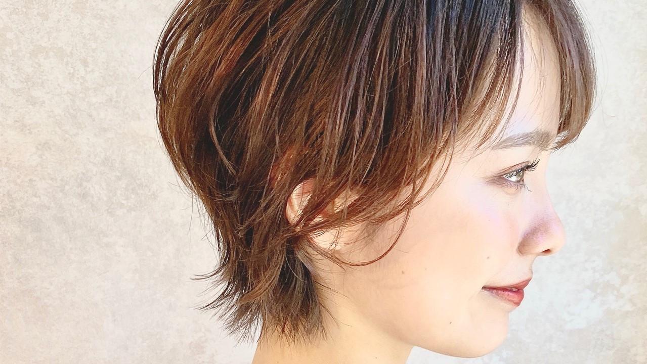【長さ別】ウルフヘアのヘアカタログ|短くても伸びてもどっちも大人可愛い!