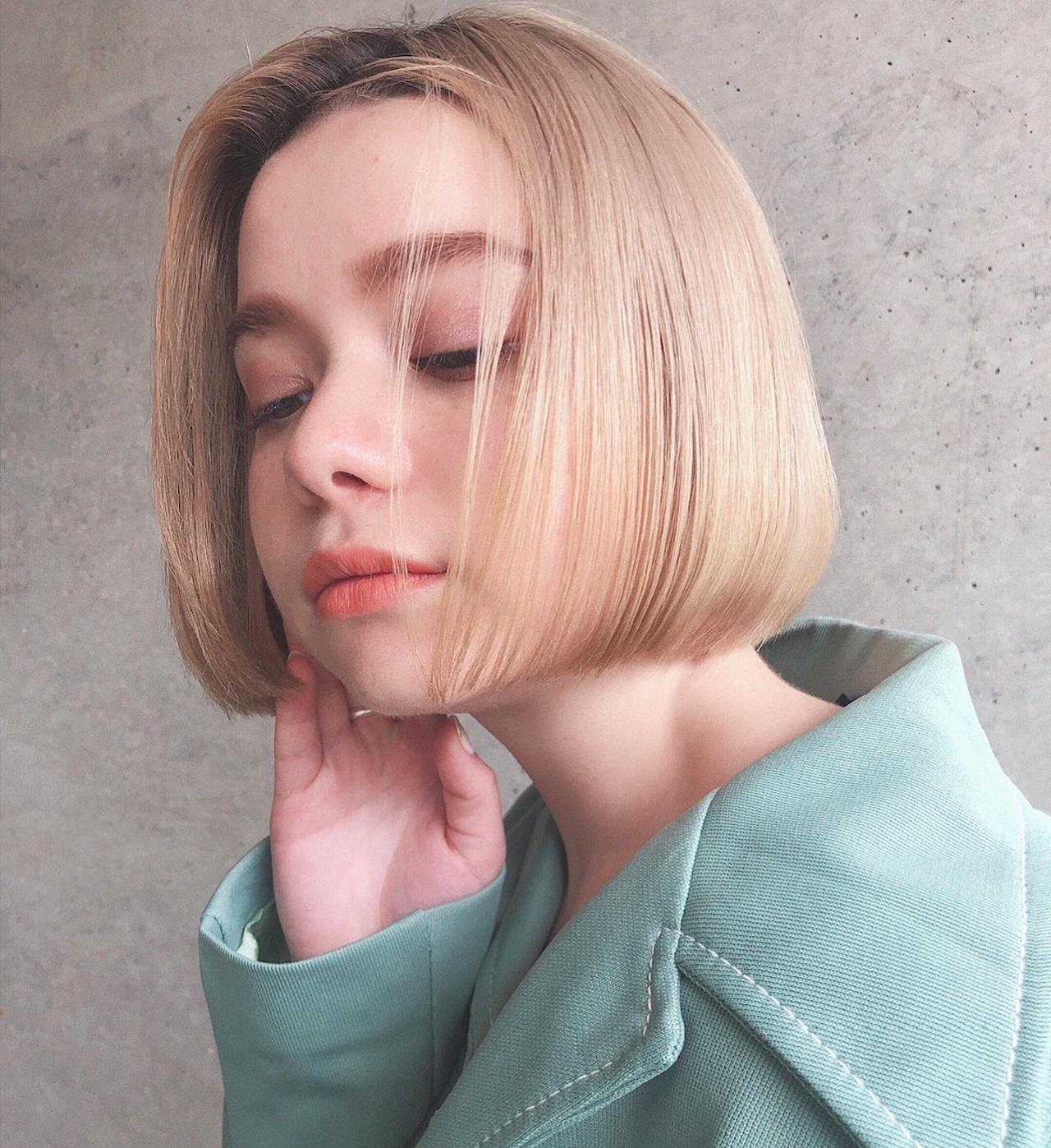 【カラーで失敗したくない人注目!】ダメージレスブリーチでおしゃれ髪
