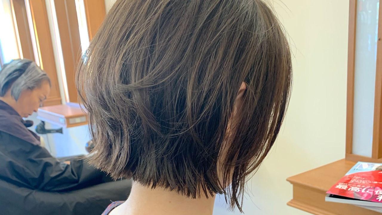 【長さ別】レイヤーカット夏のおすすめスタイル!ショート・ミディアムの髪型集