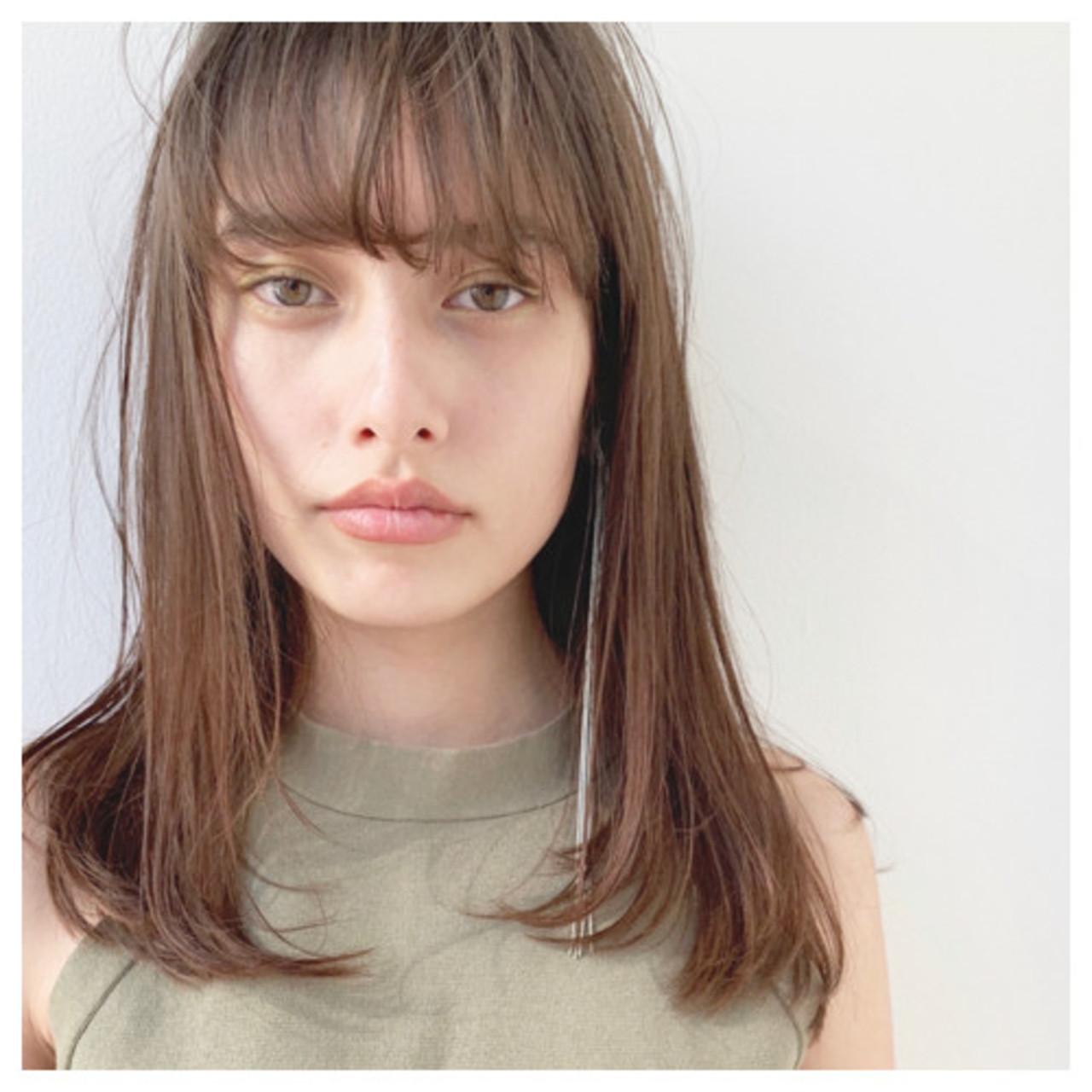 ナチュラル 大人かわいい 西海岸風 ロングヘアスタイル ヘアスタイルや髪型の写真・画像