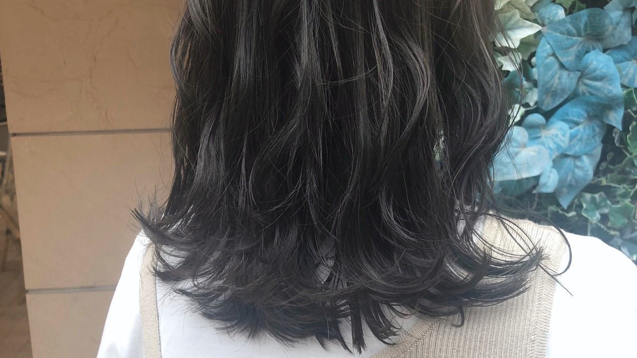 【2020秋】こっくりカラー髪色候補でワンランク上のおしゃれヘアに