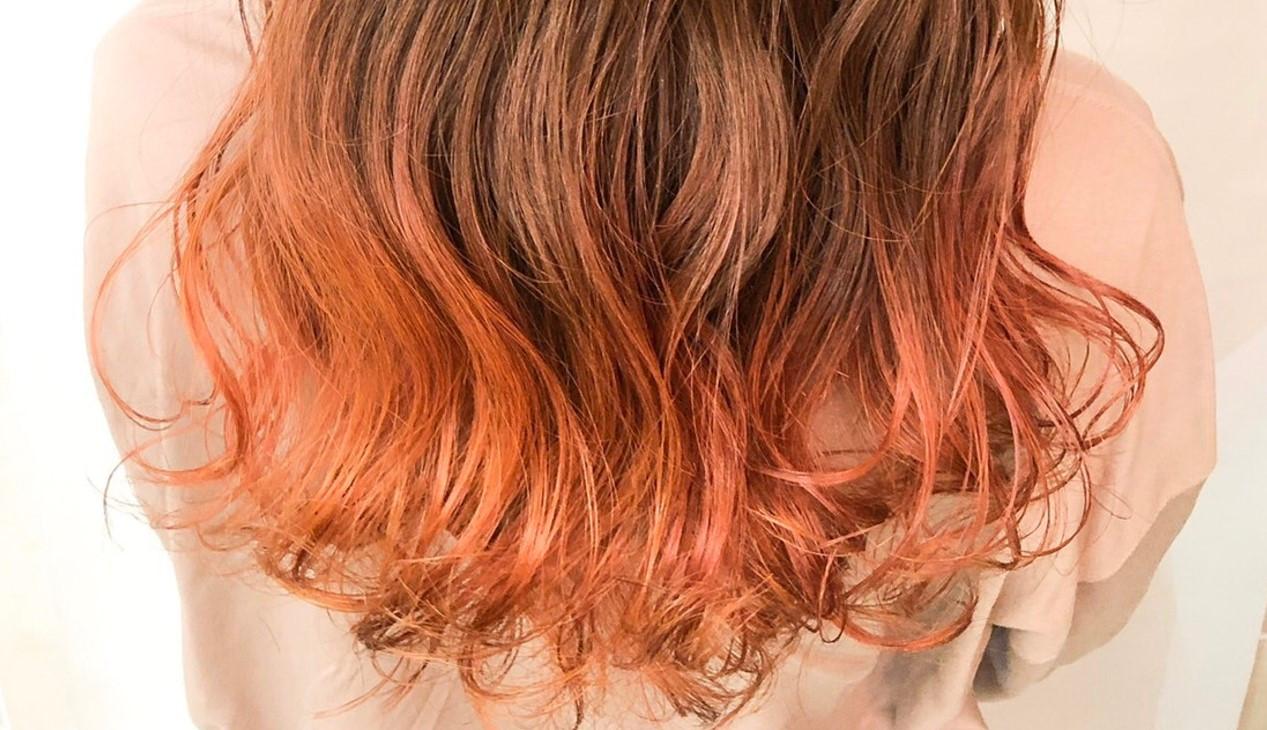 今話題の旬カラー!秋にぴったりのこっくりカラーで季節感じるヘアスタイル