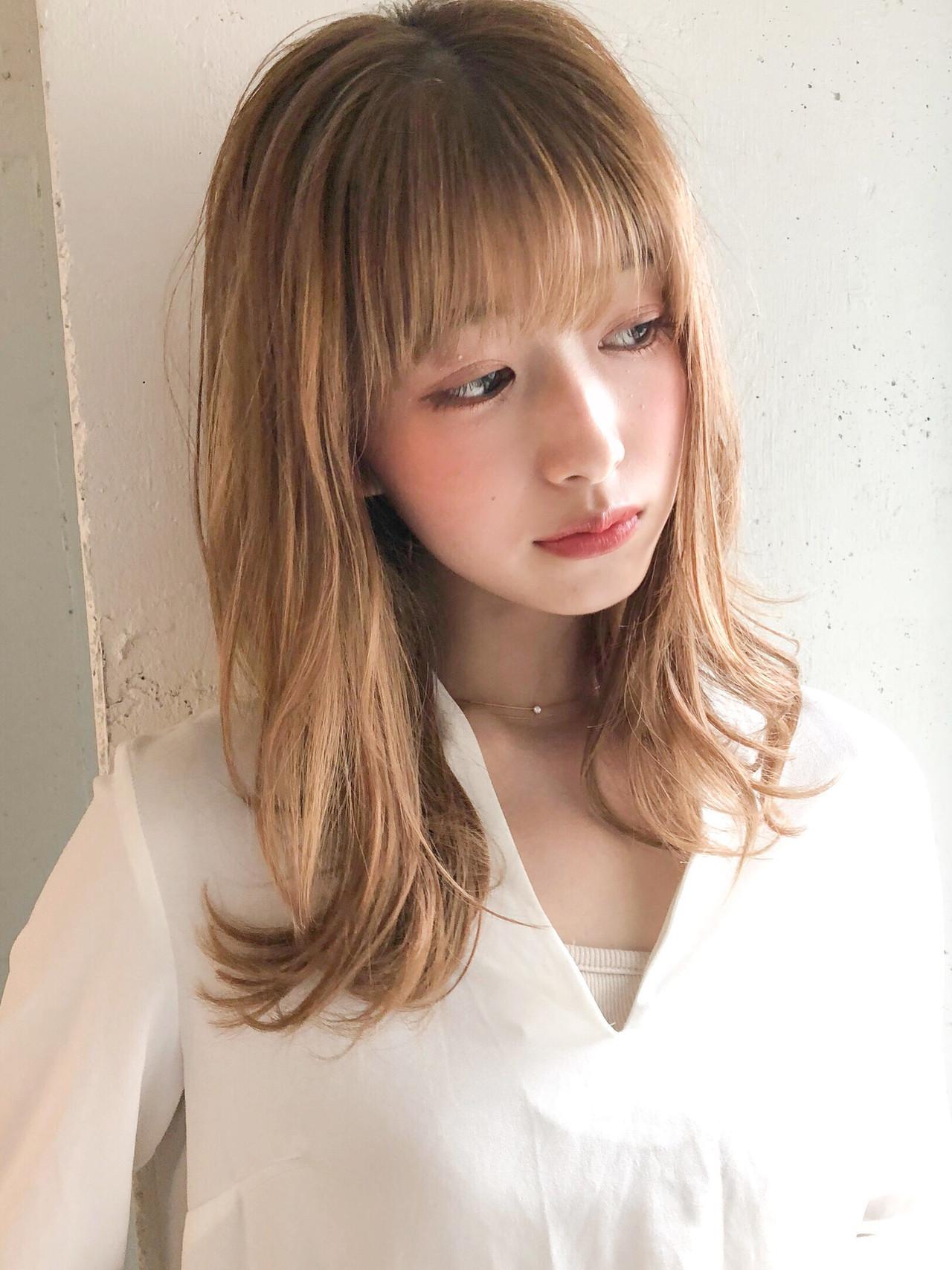 大人ロング ヘアアレンジ デジタルパーマ マッシュショート ヘアスタイルや髪型の写真・画像