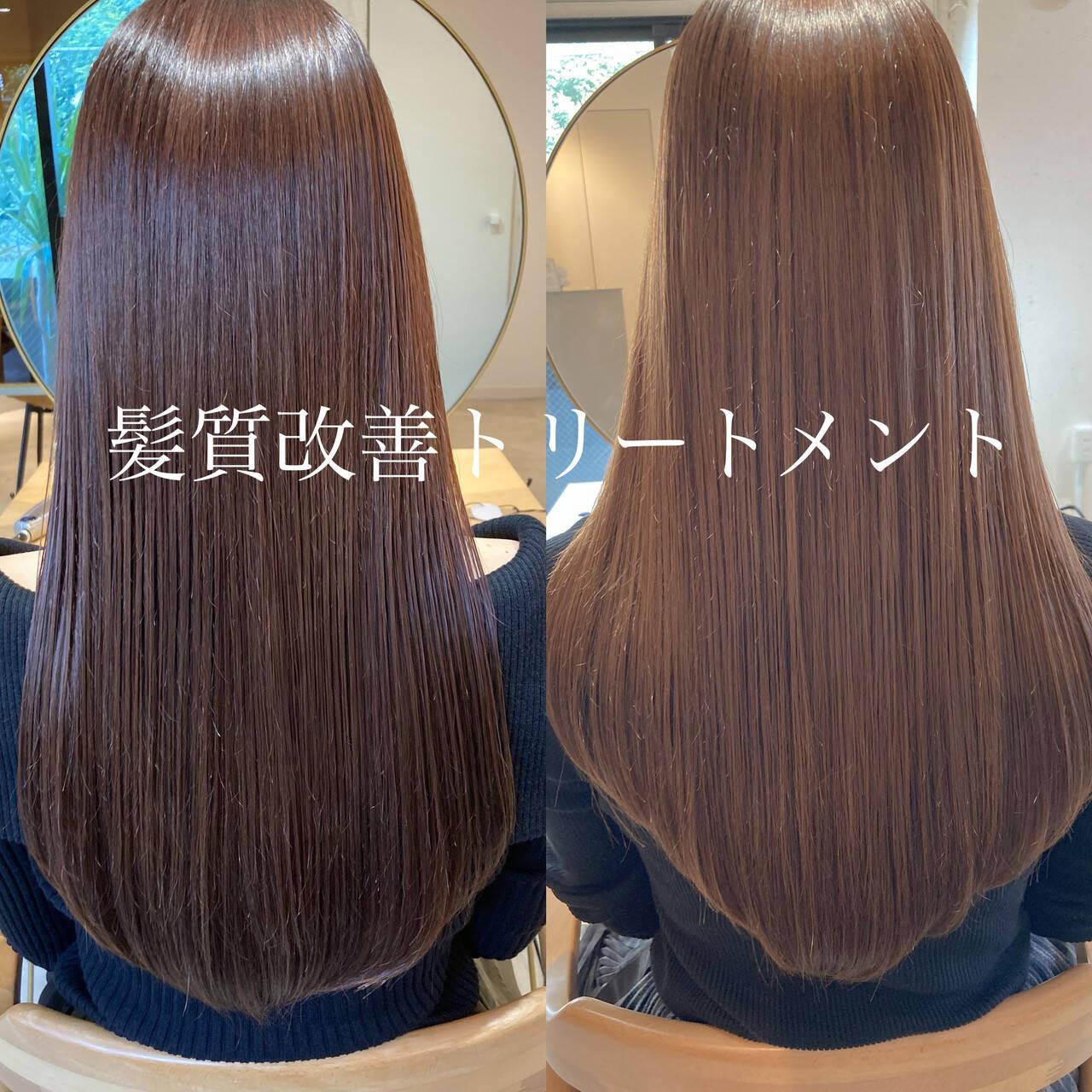 美容院でツヤ髪メニューを選択する♡ トキタ マサヒロ kyli表参道kyli表参道