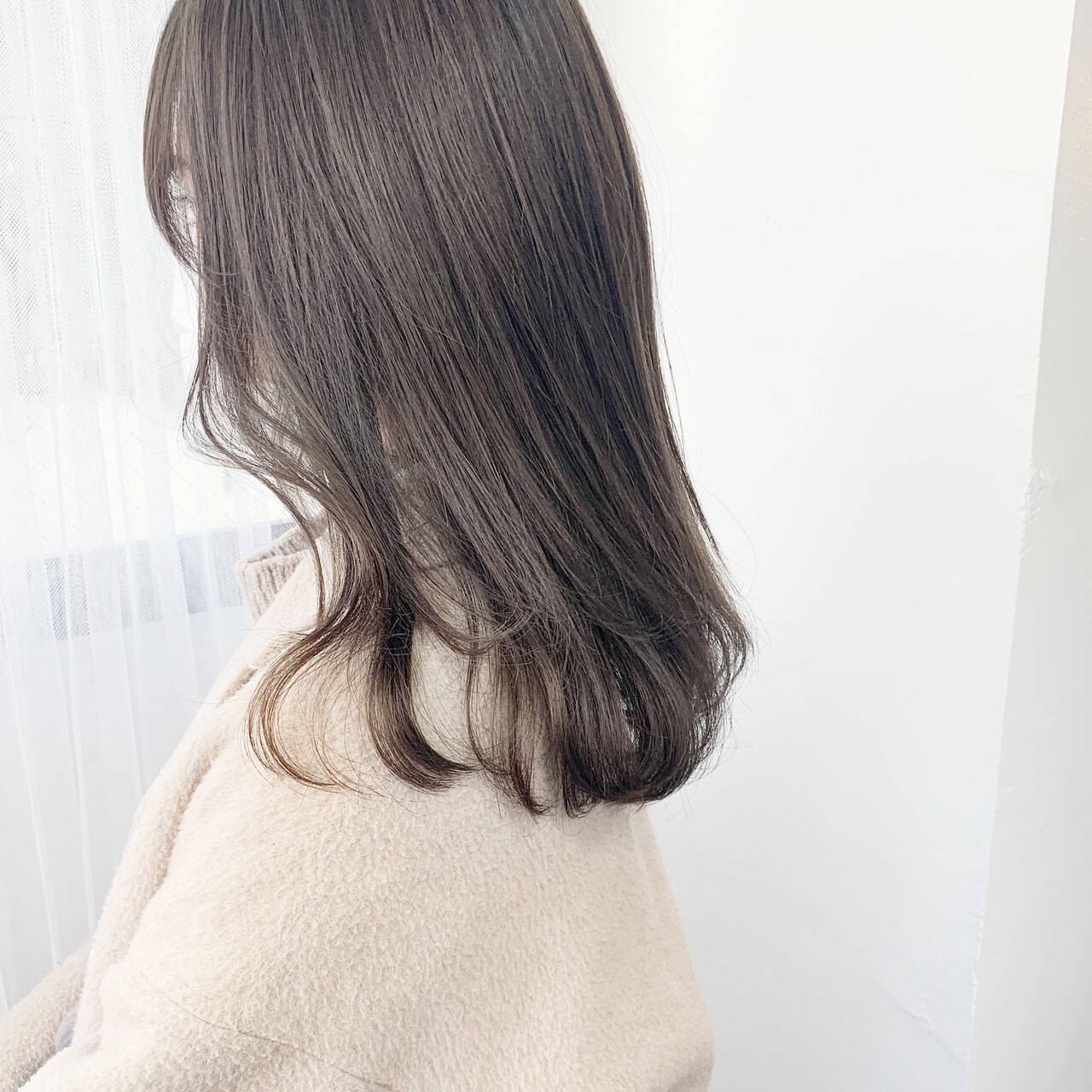 暗:外国人風になれる「グレー」 日比野 恵理hair people原宿