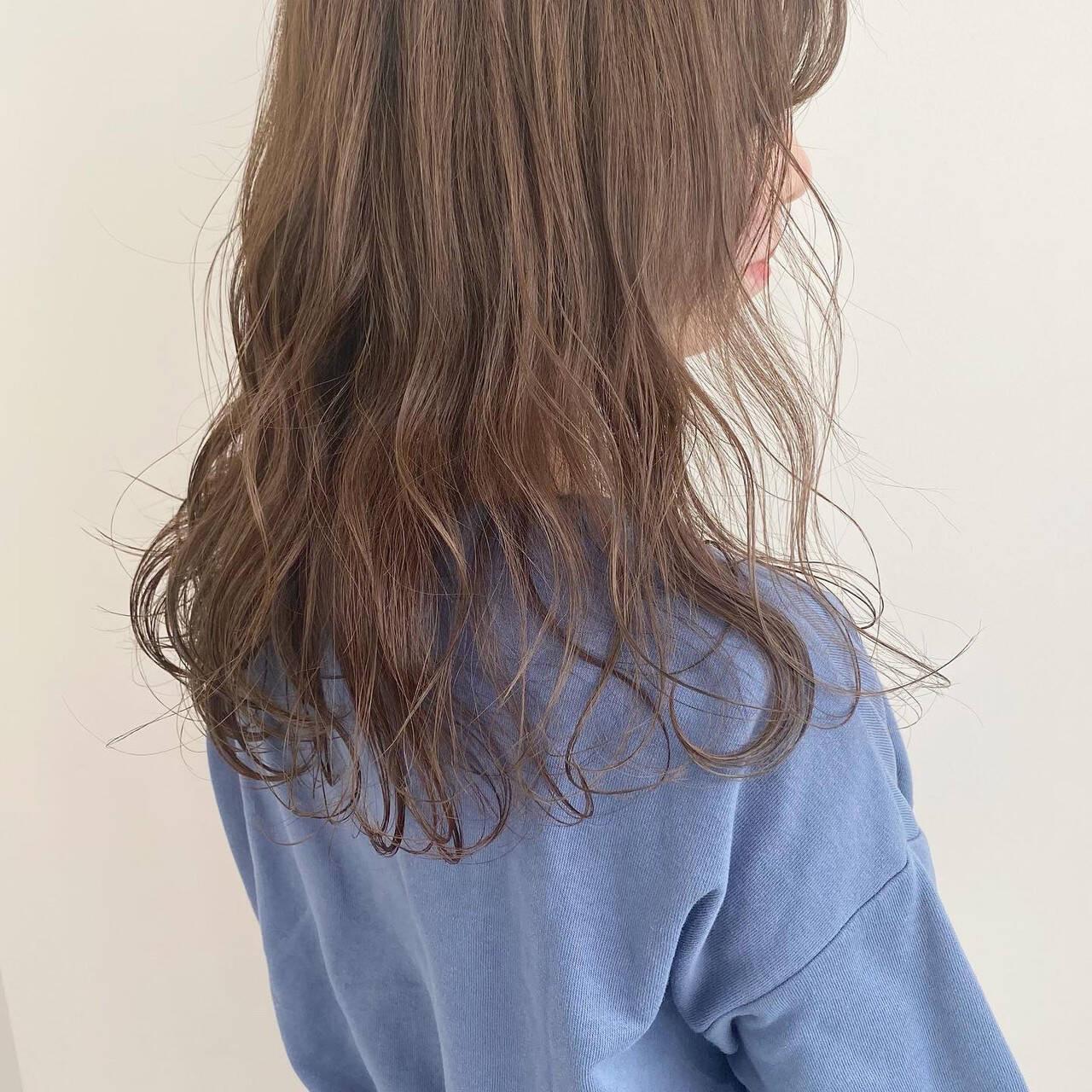 ブリーチなし:髪に優しい◎ 堀切 瑚花