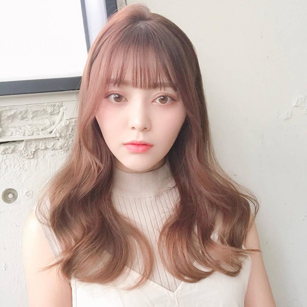 存在感ある韓国風巻き髪 dydi / やまち  dydi 表参道