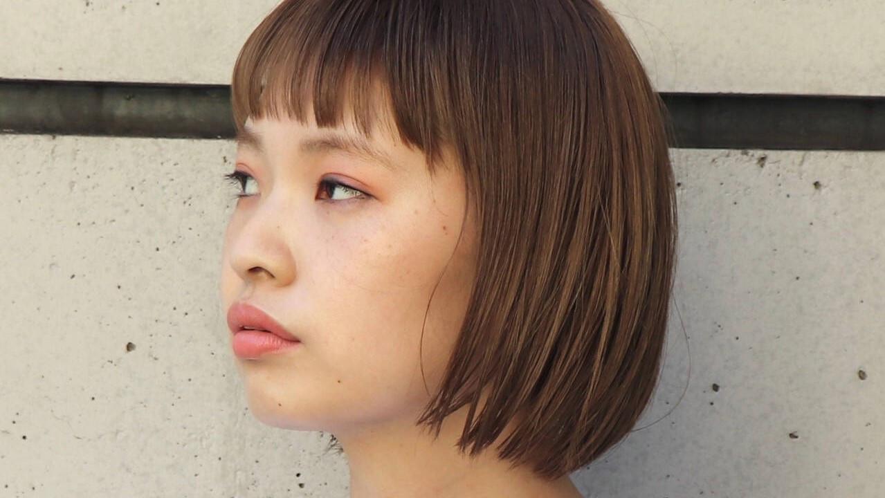 【前髪ありヘア】短め・長めどっちがあなたのタイプ?