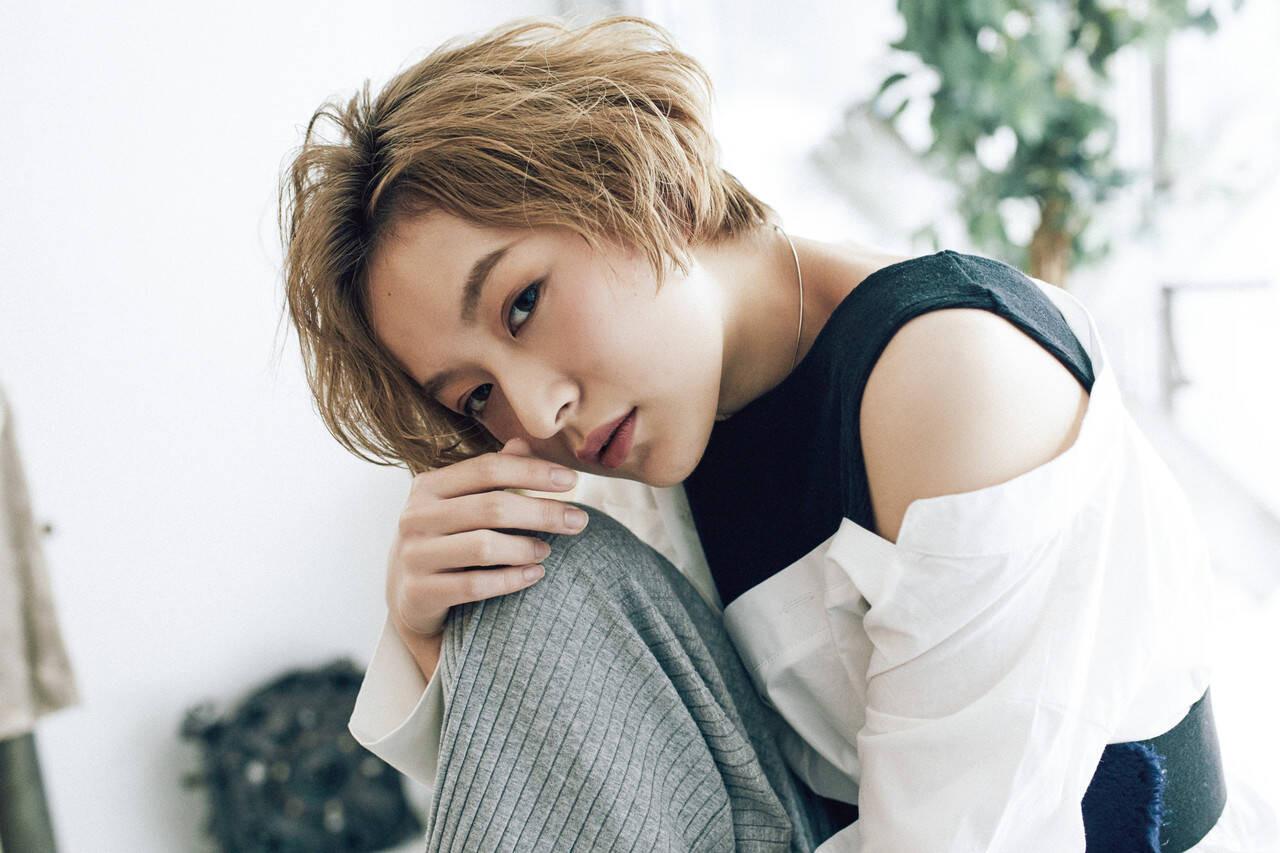 satoru-tsuchiyaさんの手掛けるヘアスタイル satoru-tsuchiya  MINX銀座店