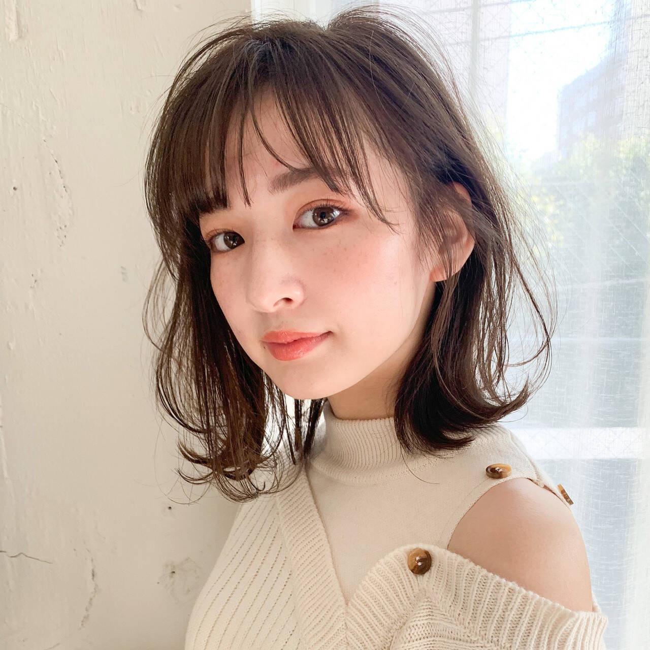 毛量が少ない人に似合うヘアは... kyli 渡邊純平/前髪デザイナー  kyli 表参道