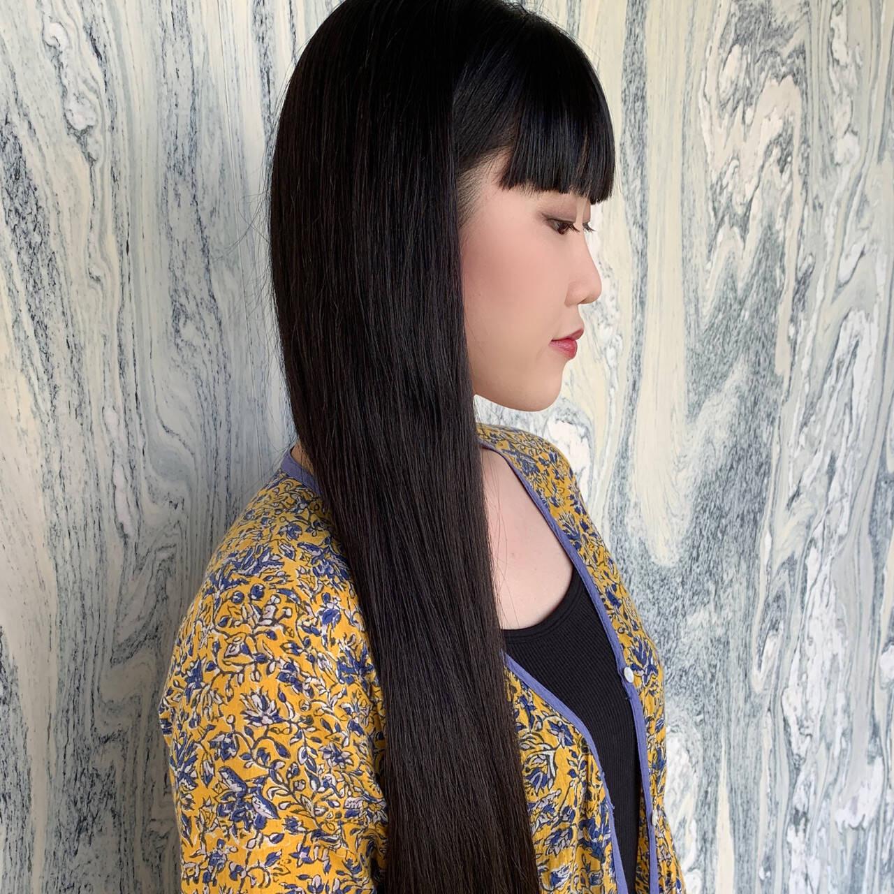 ワイドバングの魅力その③ 東園彩子  LANVERY