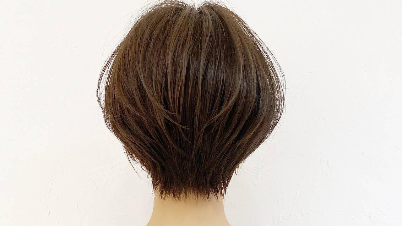 毛先のラインは一直線に♡ショート・ボブ・ミディで比較⇒
