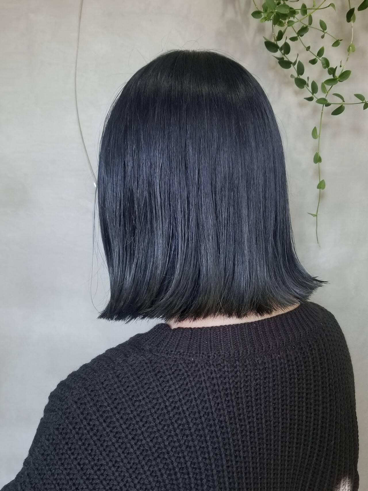 カラーは暗めに◎ KANA tetohair  teto hair