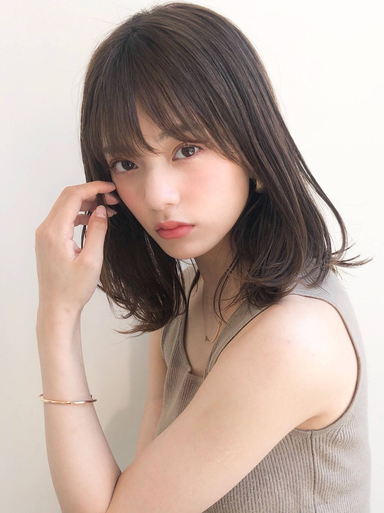 オトコはやっぱりミディアムが好き♡ 鎗田聖乃  dyplus