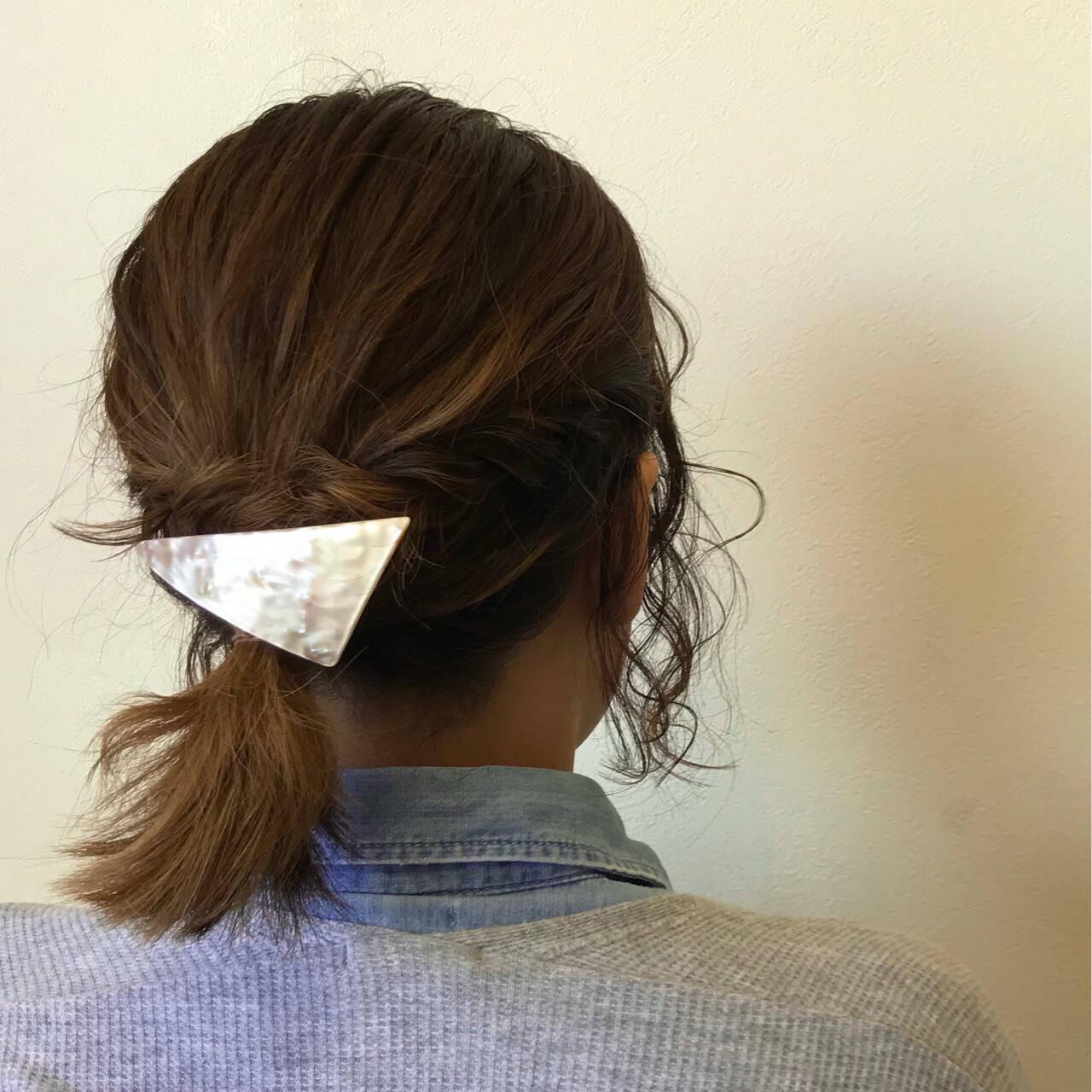 石井 美那   BERAg hair