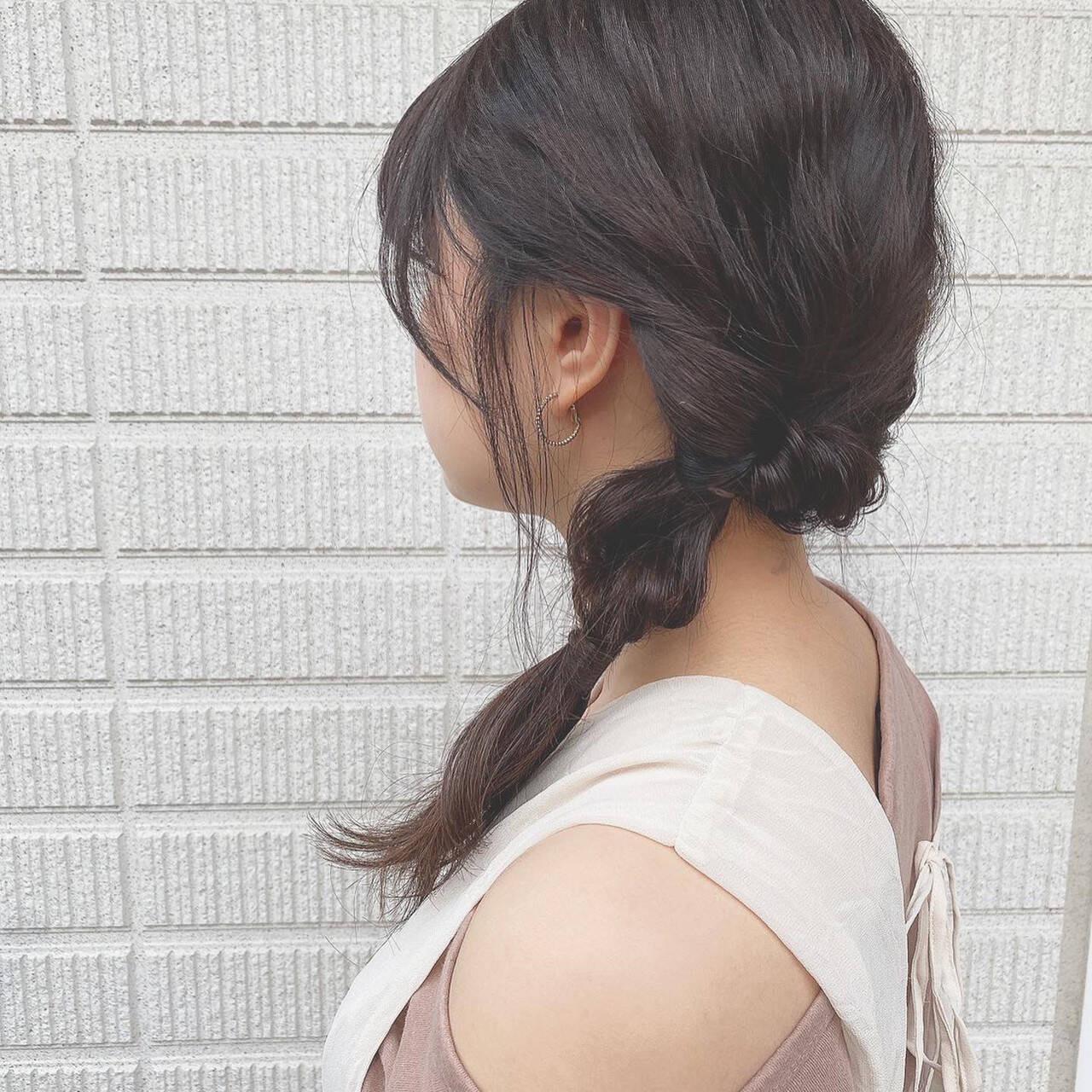 サイド寄せくるりんぱ 鳥井舞子  ulQua(ウルカ)北浦和店