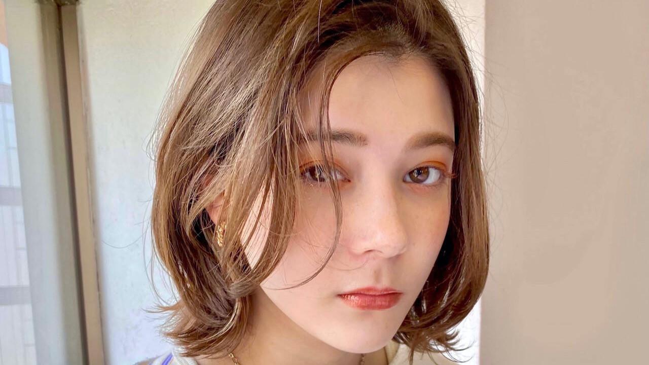 【伸ばしかけ前髪】流し方・巻き方を覚えて楽しくアレンジ♡