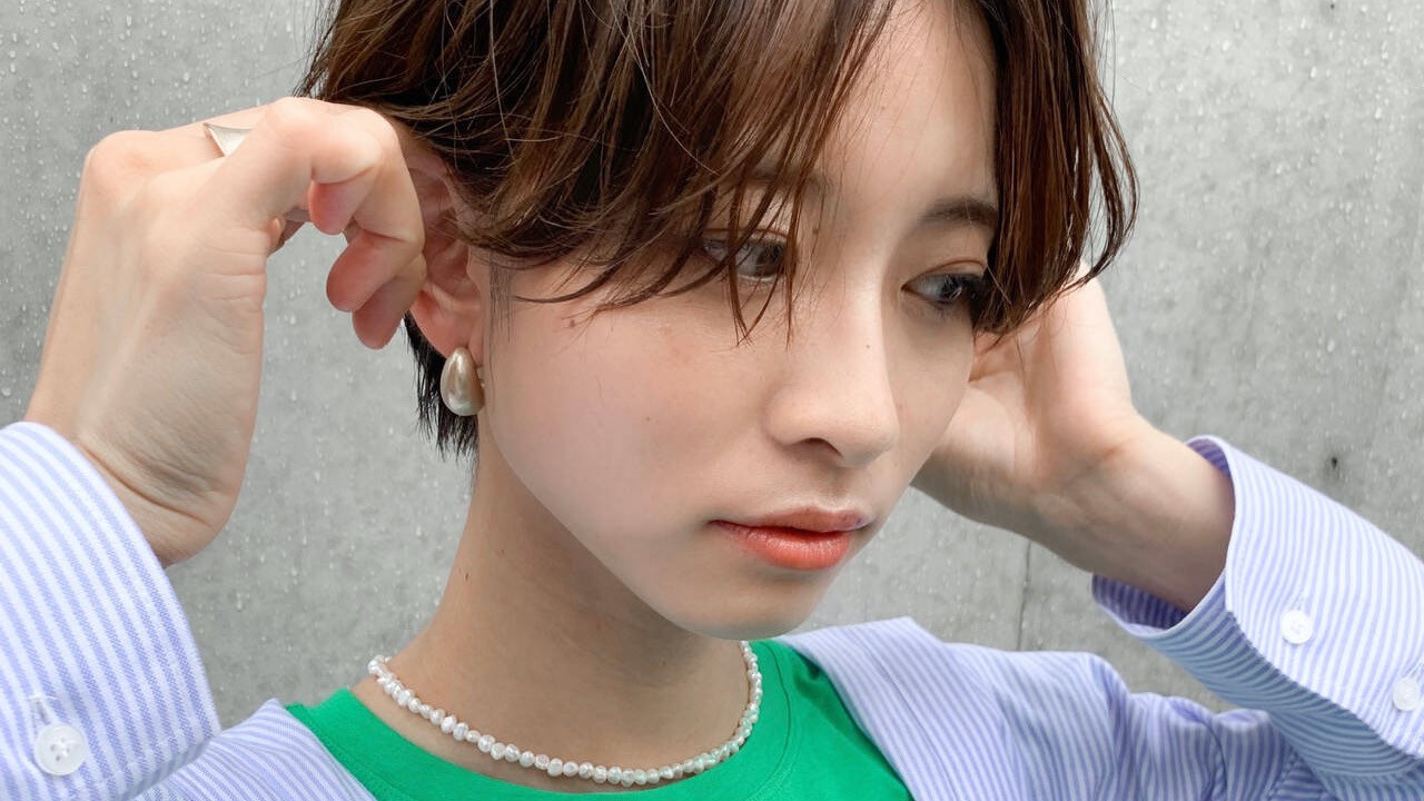 【丸顔さん向け】似合うポイント&レングス別おすすめヘア