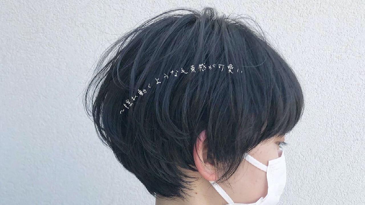 「毛量多い人に似合うショートヘアって?」失敗しない対策法をマスター!