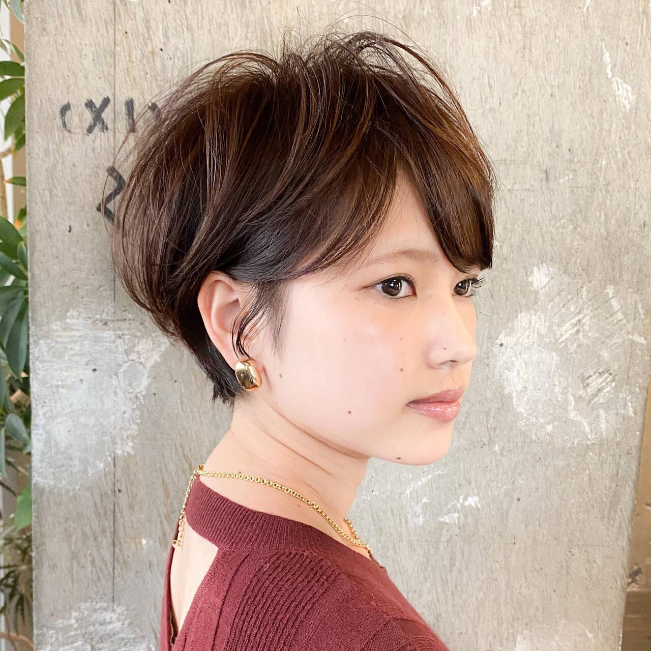 前髪の分け目はつくらない 羽鳥俊輝  CIRCUS by BEAUTRIUM 表参道