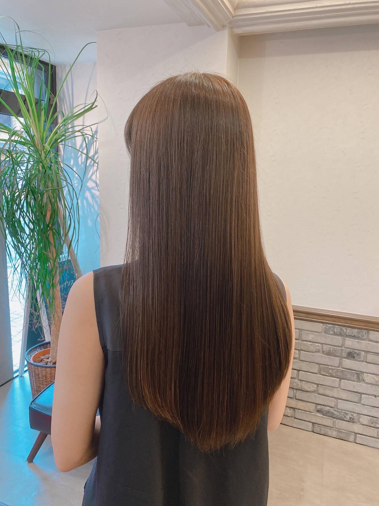 髪がうるつや(パサツキNO) 長田大輔  Brillar