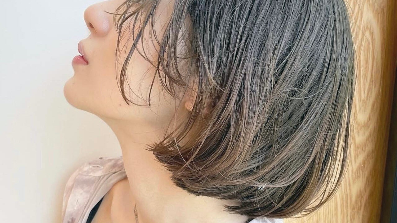 「とにかく横顔美人になりたい!」の気持ちに応えるヘアスタイル